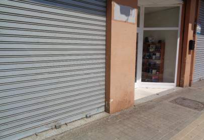 Commercial space in calle del Poeta Serrano Clavero