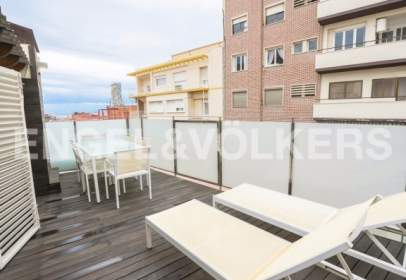 Penthouse in calle General Primo de Rivera, nº 8