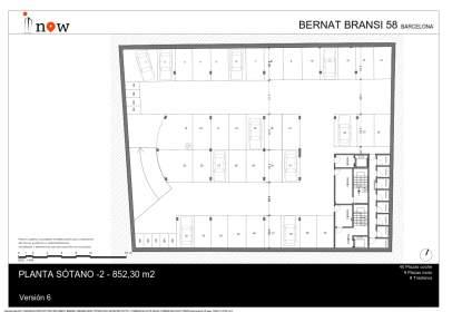 Garaje en calle Bernat Bransi,  58
