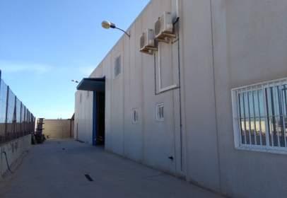 Nave industrial en Polígono Industrial los Alcázares