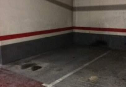 Garatge a Carrer de Padilla, nº 234
