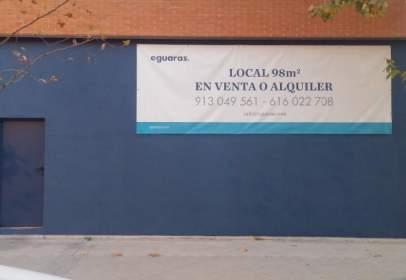 Local comercial a calle San Telesforo, nº 38
