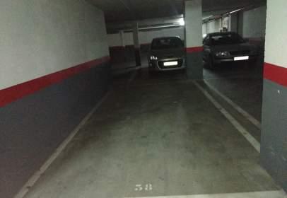 Garage in calle calle Almazan, nº 3