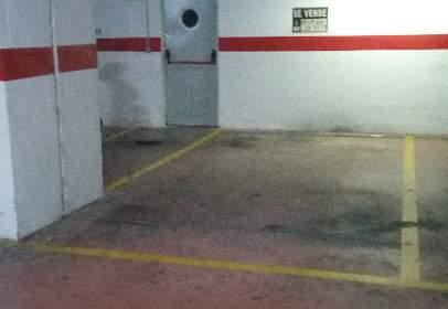 Garatge a Avenida España, nº 7
