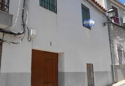 Casa a calle del Cerro, nº 5