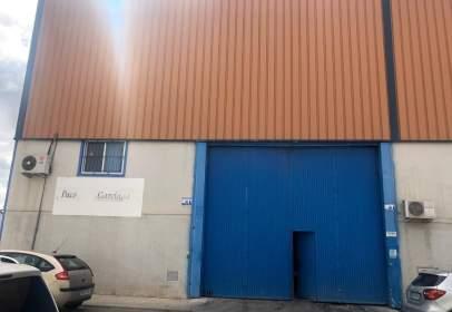 Industrial Warehouse in calle Los Praos