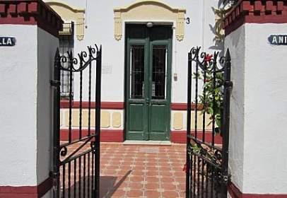 Casa adosada en calle del Almirante Enríquez, nº 3