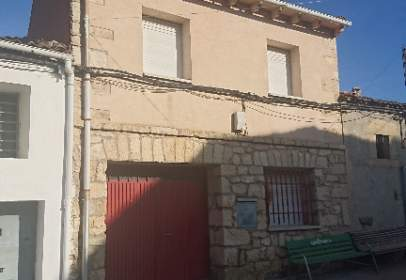 Terraced house in calle Pedraza, nº 10