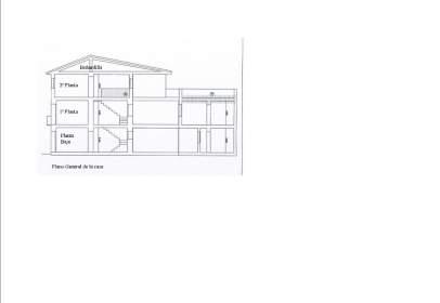 Casa adosada en calle Rey San Fernando, nº 11