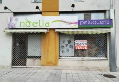 Local comercial en calle Comuneros de Castilla