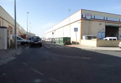 Nave industrial en Poligono Industrial El Rincon