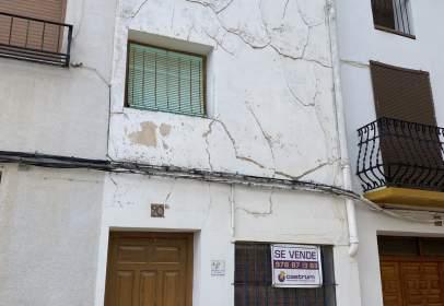 Casa en calle Padre Pulido