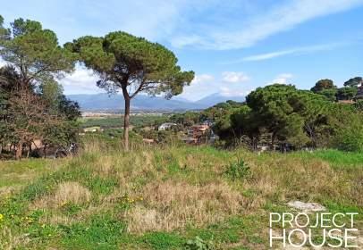Terreno en Llinars del Vallès