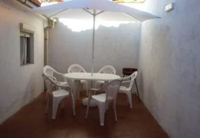 Terraced house in calle del Castillo
