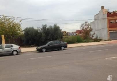 Terreno en calle Pascual Font de Mora Chabrera